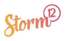 Storm12 - attention-grabbing design